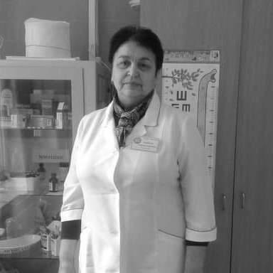 Майман Людмила Борисівна