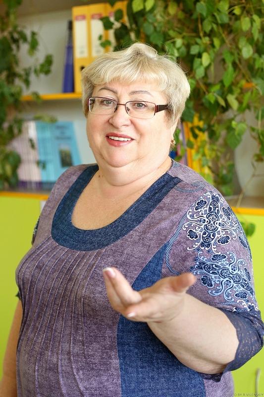 Миронова Олена Петрівна