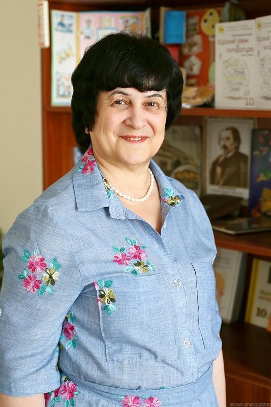 Халабаджах Инна Михайловна