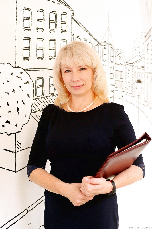 Андрощук Ирина Анатольевна