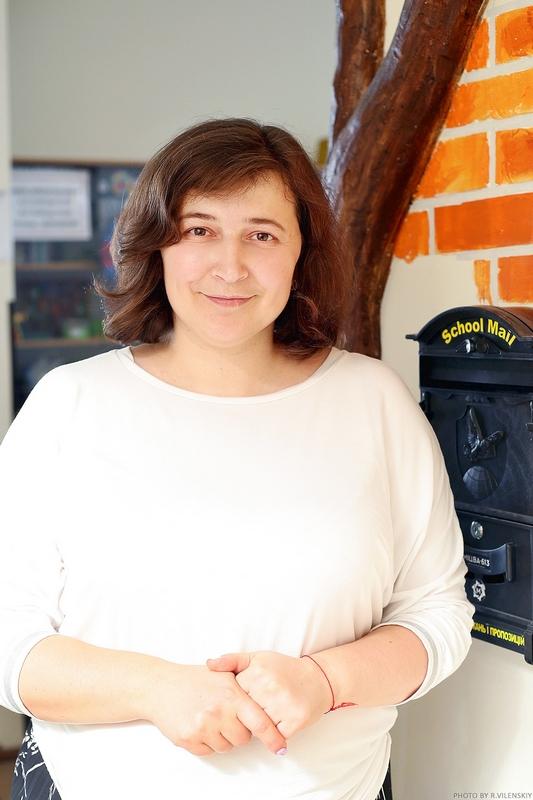 Андрощук Руслана Петровна